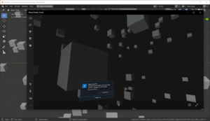 Blender OpenXR Windows Mixed Reality.png